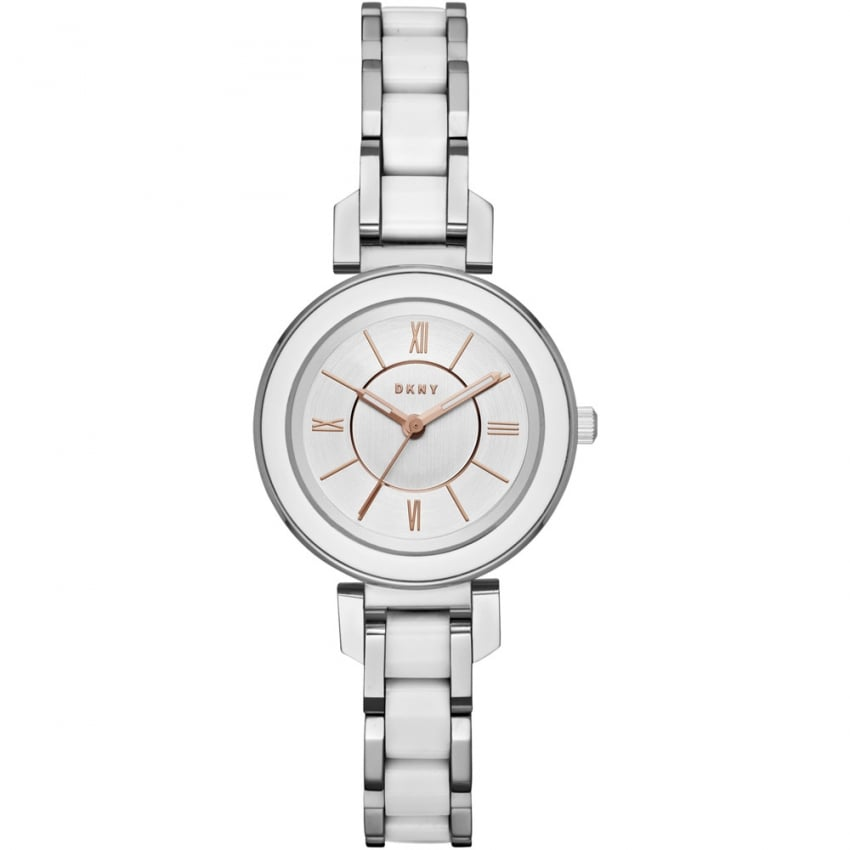 DKNY Ladies Skinny Bracelet Ellington Watch NY2588