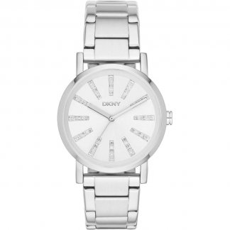 Ladies SoHo Watch In Stainless Steel