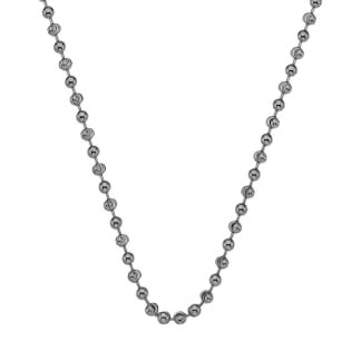 45cm Sterling Silver Chain
