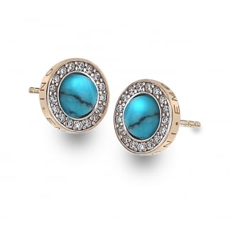 Turquoise Giove Earrings