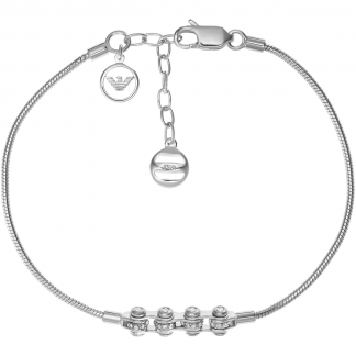 Adjustable Barrel Bracelet
