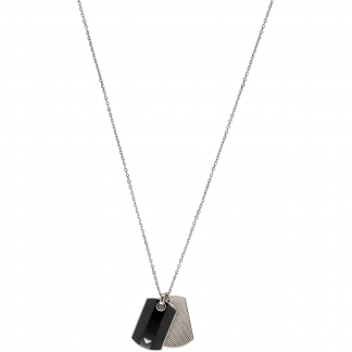Double DogTag Necklace