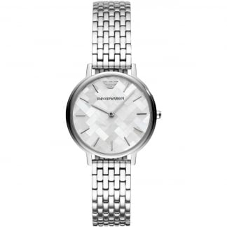 Ladies Mosaic Dial Bracelet Watch