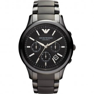 Men's Ceramic Chronograph Watch AR1452