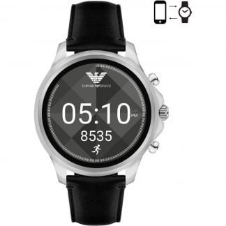 Men's Connected Touchscreen Smartwatch