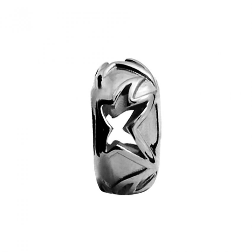 Endless Shooting Star Silver Charm E21251