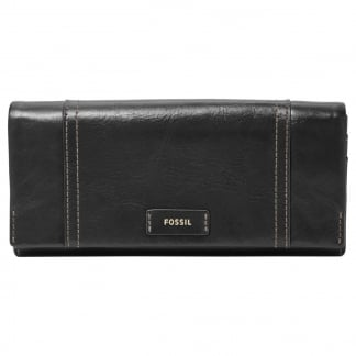 Black Ellis 29 Clutch Purse