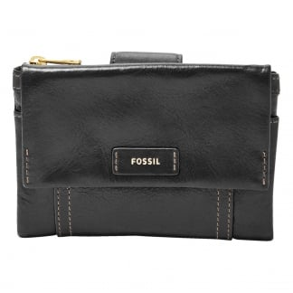 Black Ellis Multifunction Purse