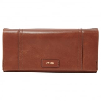 Brown Ellis 29 Clutch Purse