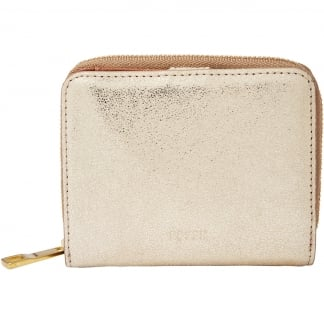 Hellgold Metallic Emma RFID Mini Multifunction Purse