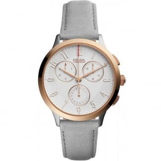 Ladies Abeline Rose Gold Chronograph Watch
