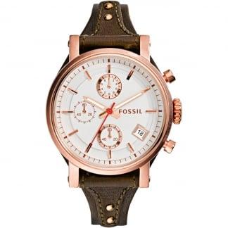Ladies Original Boyfriend Chronograph Watch ES3616
