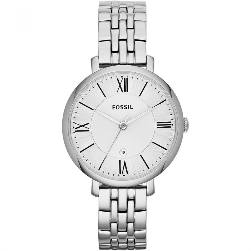 Fossil Ladies Steel Bracelet Jacqueline Watch ES3433