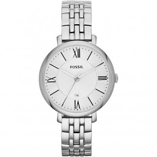 Ladies Steel Bracelet Jacqueline Watch ES3433