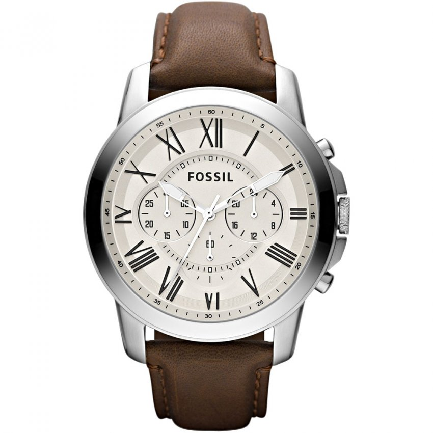 Fossil Men's Grant Chronograph Watch FS4735