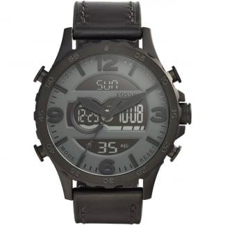 Men's Nate Analog and Digital Watch JR1520