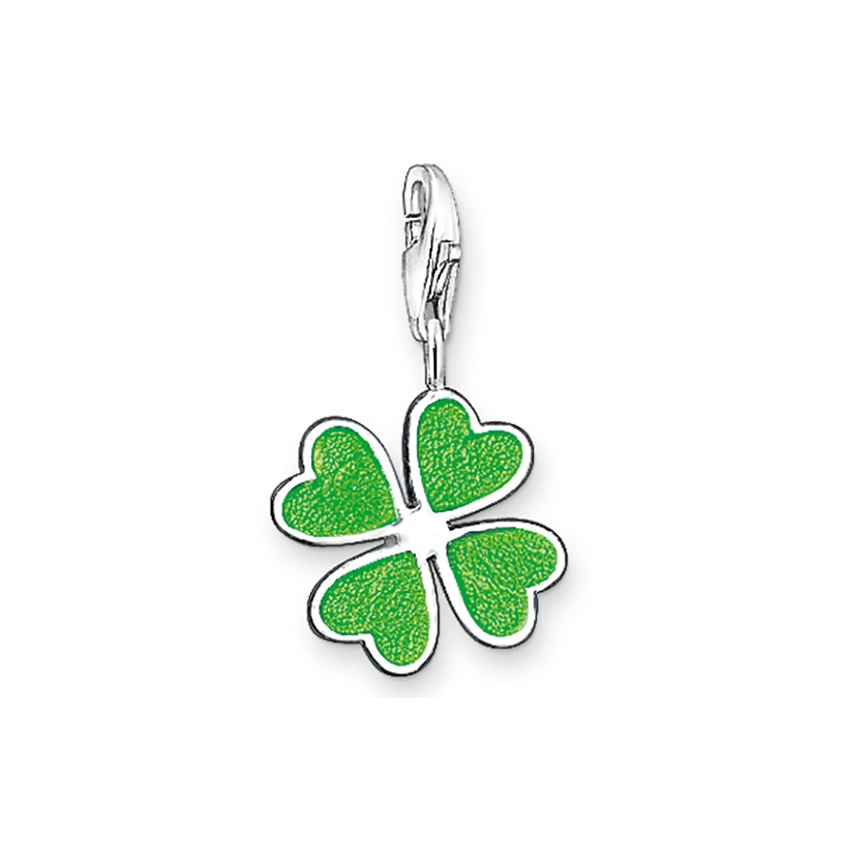 Thomas Sabo Four Leaf Clover Charm 0677-007-6
