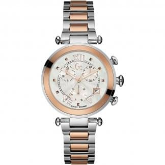 Ladies LadyChic Two Tone Multifunctional Watch
