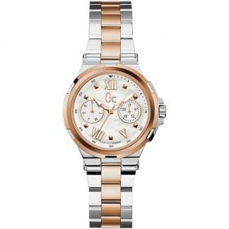 Ladies Structura Two Tone Day/Date Watch