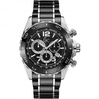 Men's SportRacer Ceramic Chronograph Watch