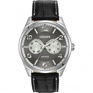 Gent's Sport Day/Date Black Strap Watch AO9020-17H