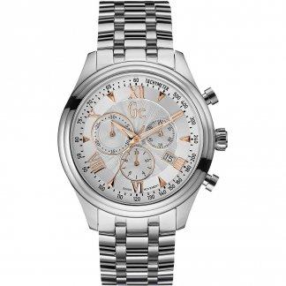 Gent's SmartClass Silver Tone Bracelet Watch Y04006G1