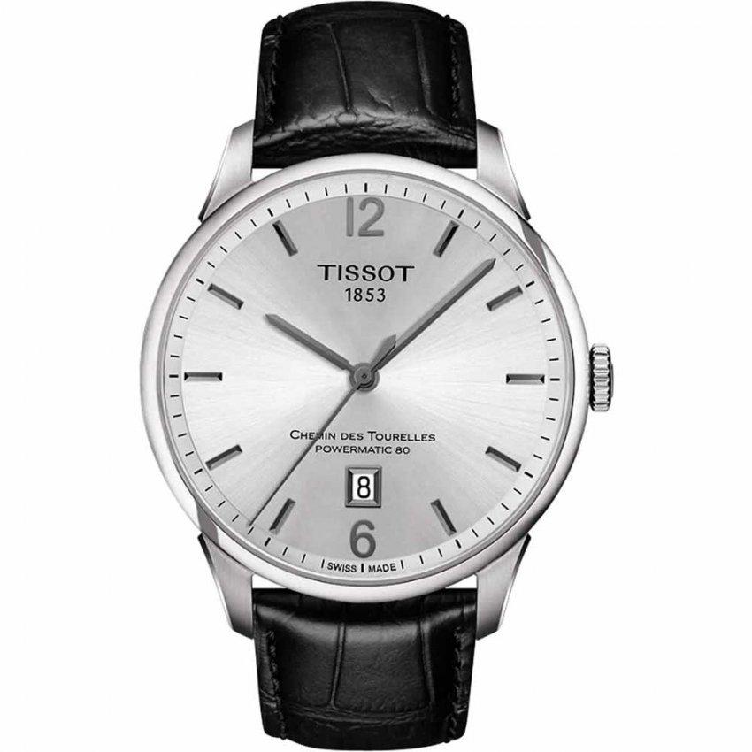 Tissot Gents Chemin Des Tourelles Automatic Watch T099.407.16.037.00