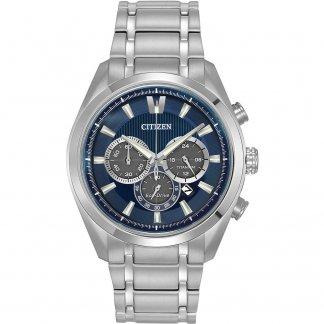 Gents Titanium Chronograph Watch CA4016-51L