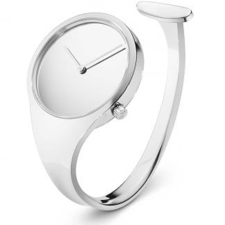 Ladies Vivianna 34mm Bangle Watch With Mirrored Dial