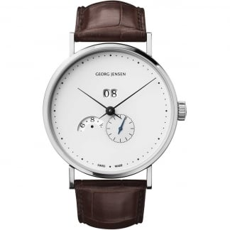 Men's Koppel Grande Date Annual Calendar Automatic Watch