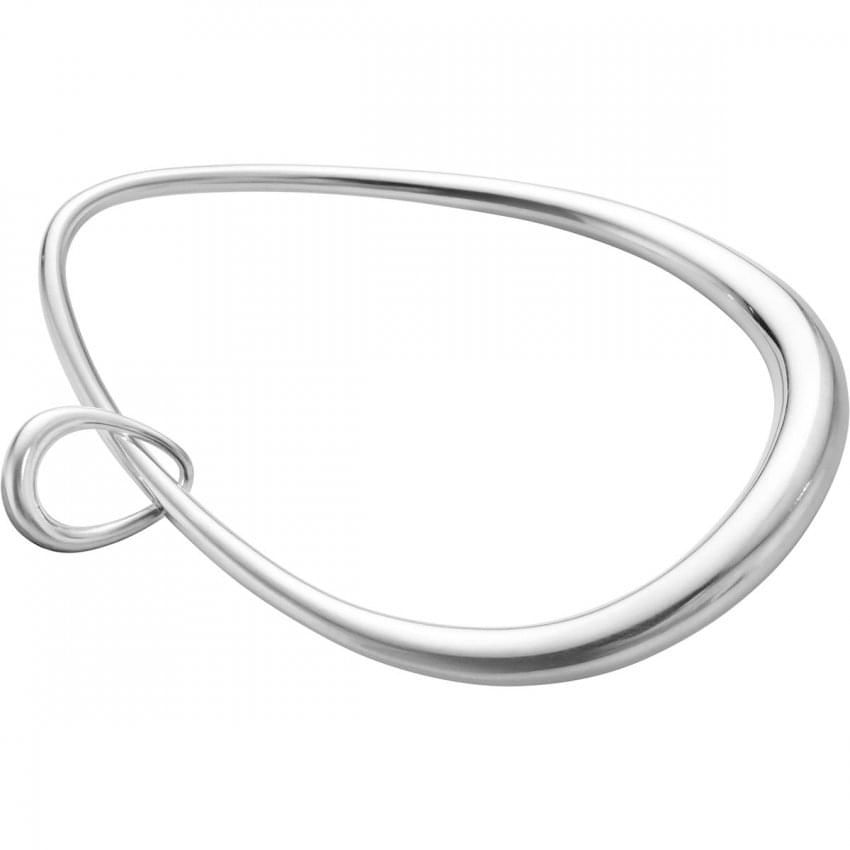 Georg Jensen Offspring Bangle with Charm Size Medium 10013289