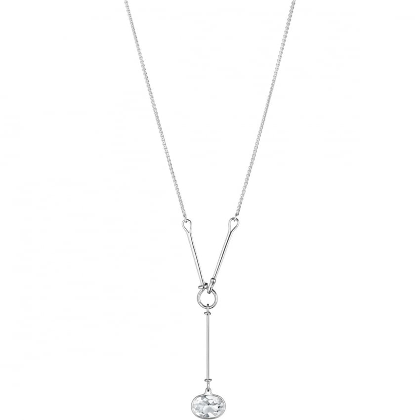 Georg Jensen Savannah Rock Crystal Pendant 10003054