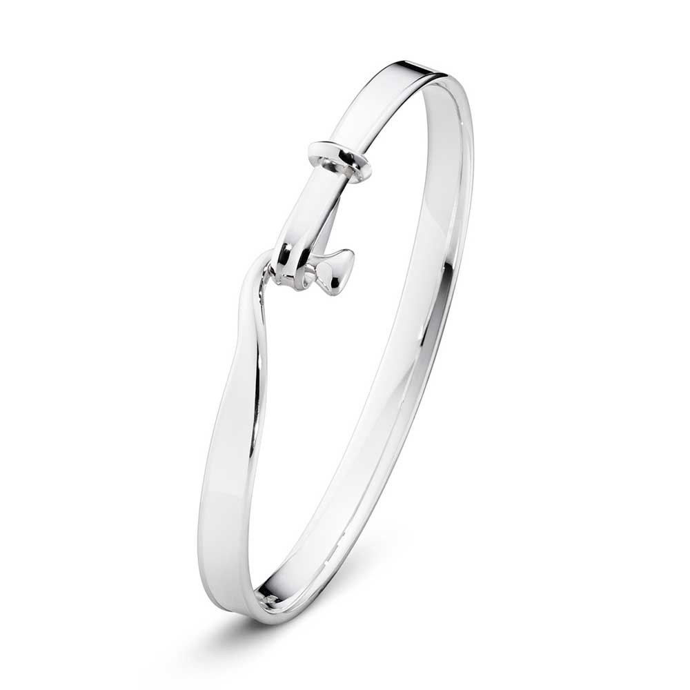 Ladies Georg Jensen 3530107 Torun Bangle | Francis & Gaye Online