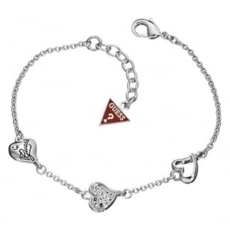 Ladies 'Mini Shimmer' Crystal Set Bracelet