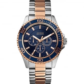 Men's Chaser Two Tone Watch