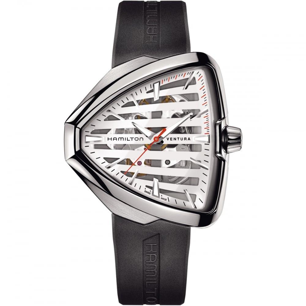 1db96a44904f Hamilton Men s Ventura Elvis80 Skeleton Auto Watch - Watches from ...