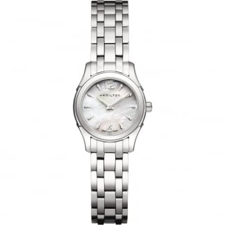 Diamond Jazzmaster Lady Quartz Watch H32261197