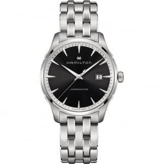 Jazzmaster Gent Quartz Stainless Steel Watch H32451131