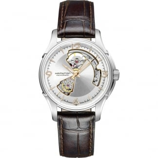 Men's Jazzmaster Open Heart Automatic Watch H32565555