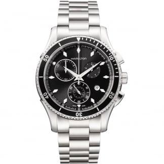 Men's Jazzmaster Seaview Chrono Quartz Watch H37512131