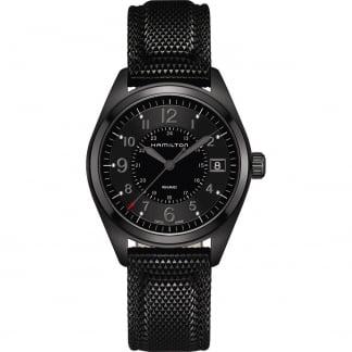Men's Khaki Aviation Field Quartz Watch H68401735