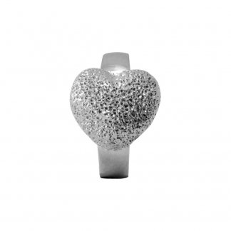 Heart of Shine Silver Charm E21311