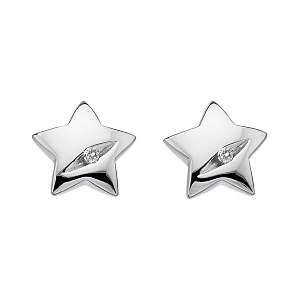0c9a3e679 Hot Diamonds Shooting Star Earring Studs Product Code: DE323