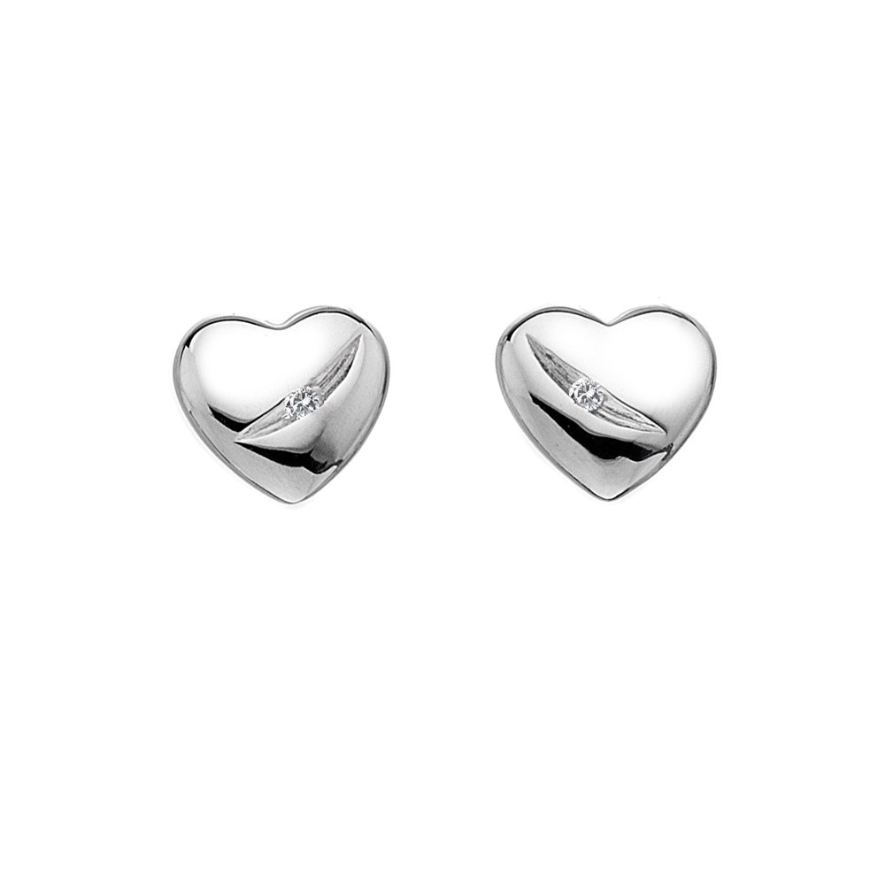 6b3939634 Hot Diamonds Shooting Stars Silver Studs - Jewellery from Francis ...