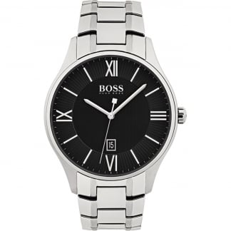Men's Governor Stainless Steel Watch