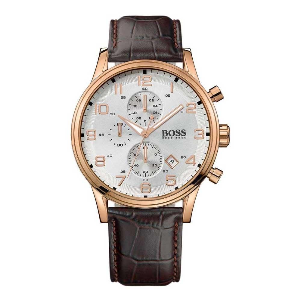 Shop Men S Hugo Boss 1512519 Watch Francis Gaye Jewellers