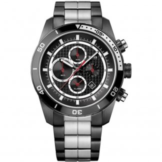 Men's Sports Chronograph Two Tone Bracelet Watch 1512657