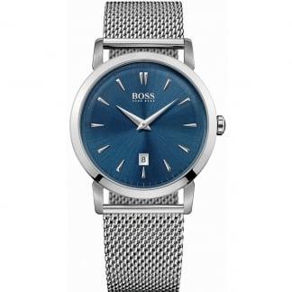 Men's Ultra Slim Mesh Bracelet Watch 1513273