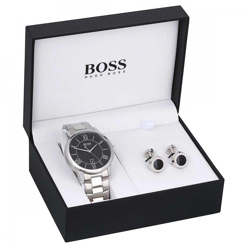men 39 s hugo boss 1570024 watch official uk shop francis. Black Bedroom Furniture Sets. Home Design Ideas