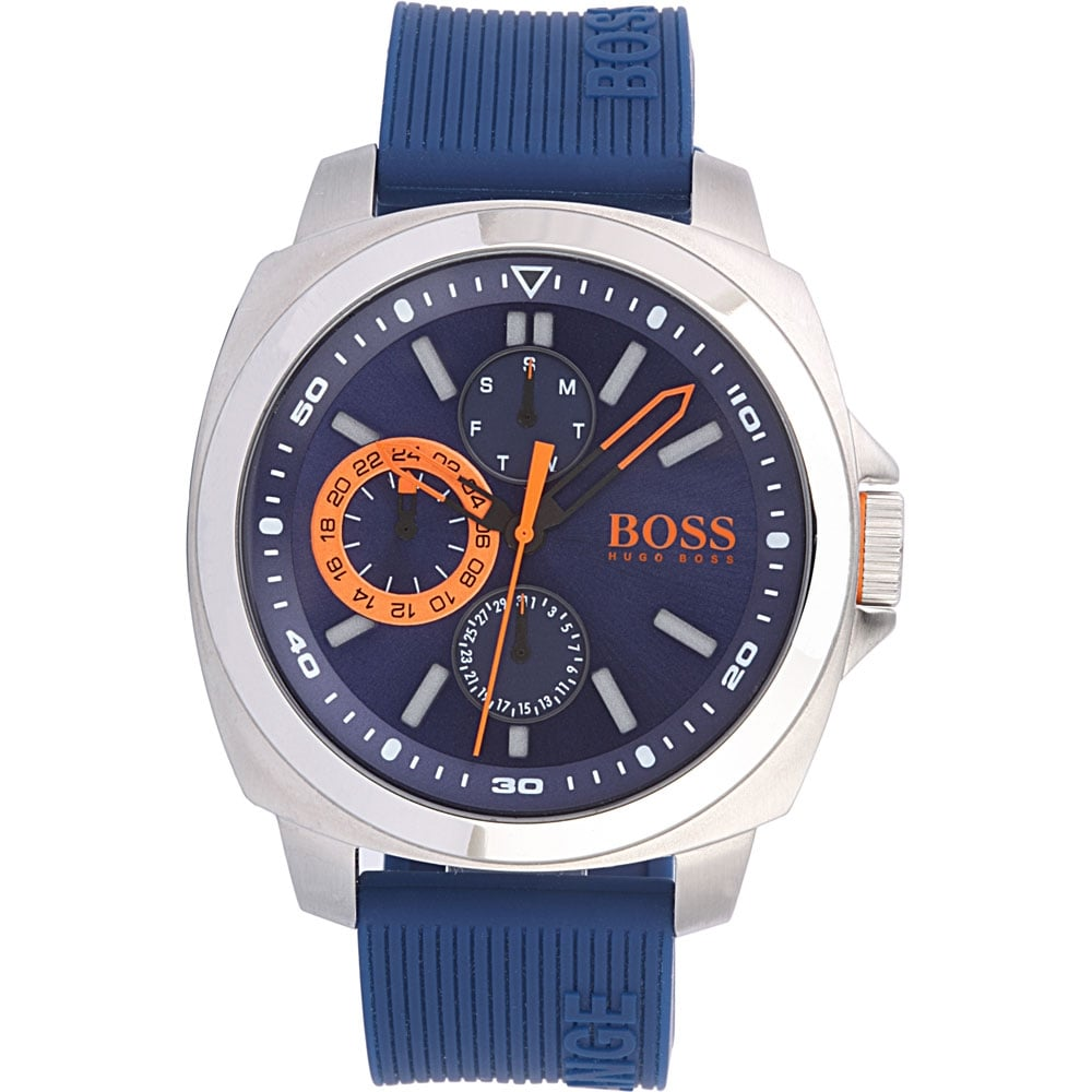 ed9de9c8c Men's Blue Rubber Strap Brisbane Watch with Blue Dial Product Code: 1513102